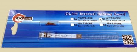 DL006WA N規室內燈模組 窄版 (暖白色系)