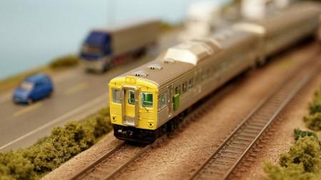 N規 1/150 台鐵DR2700柴油對號快 模型
