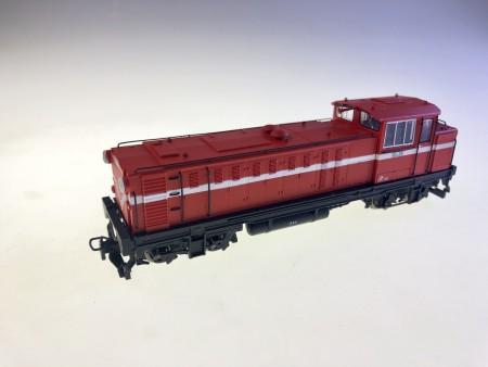 HOe規 阿里山第六代DL內燃車頭 DL-39