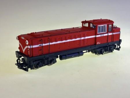HOe規 阿里山第六代DL內燃車頭 DL-42