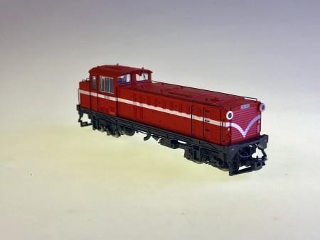 HOe規 阿里山第六代DL內燃車頭 DL-43
