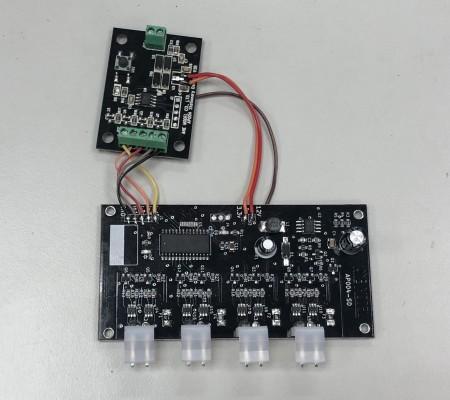 AP004-SD KATO日系N規岔軌專用數位控制晶片