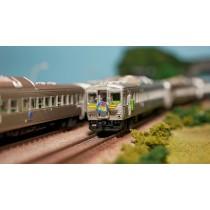 N規 1/150 台鐵DR2700光華號 精裝無動力展示版模型