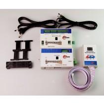 A006 鐵道模型慢速岔軌扳道器 DIY 平交道套裝組