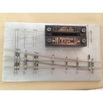 PC001 HO 規 手工製作岔軌用電路板枕木 (岔軌製作專用套裝)