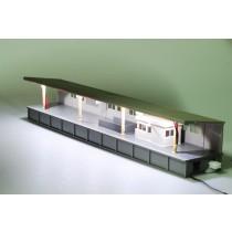 K001 N規 KATO月台燈模組 (適用KATO舊款月台)
