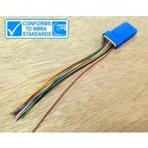 LC202 LC標準型HO比例適用數位行車晶片 (無接頭需自行焊接) 6個功能輸出