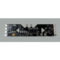 LC204 LC標準型HO比例適用數位行車晶片 (更換電路板形式) 6個功能輸出