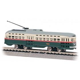 1/160 N規 PCC街車模型