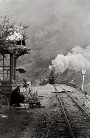 Steam ear in Taiwan – Railroad beauty style of last generation