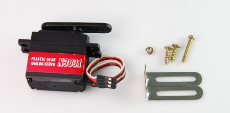 AP007 Single Jumbo servo