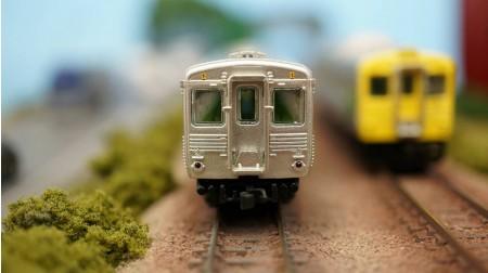 N規 1/150 台鐵DR2750無動力拖車 模型 (有 黃色注意架空線標籤)