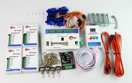 A004 SmartSwitch+SmartFrog+Stationary Decoder set
