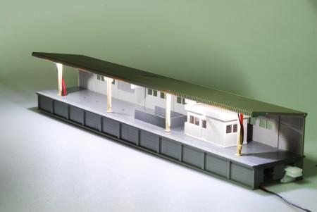 K001 Platform light for N scale KATO
