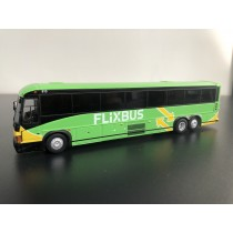 1/87 MCI D4505 通勤巴士靜態模型 FLIXBUS塗裝