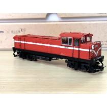 Ali-Shan forest railway sixth generation diesel locomotive  #DL-40
