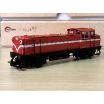 Ali-Shan forest railway sixth generation diesel locomotive #DL-42