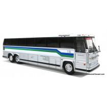 1/87 1984 MCI MC-9: 豪華巴士 ALLSTATE CHARTER LINES 粉紅色塗裝